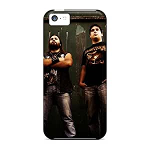 Iphone 5c DoD12106oGfP Customized Nice Hypocrisy Band Series Protective Hard Phone Cases -MarieFrancePitre