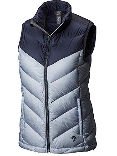 (Mountain Hardwear Women's Ratio Insulated Down Water-Resistant Puffer Vest)