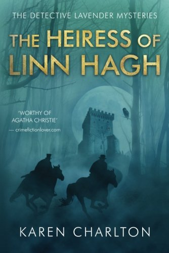 The Heiress of Linn Hagh (The Detective Lavender Mysteries) (Mystery British compare prices)