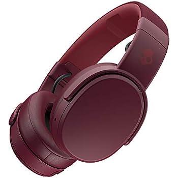 Skullcandy Crusher Wireless Over-Ear Headphone - Deep Red