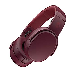 Skullcandy Crusher Wireless Over-Ear Headphone with Mic (Moab/Red/Black)