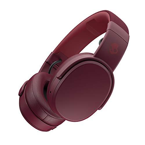 Skullcandy Crusher Wireless Over-Ear Headphone – Deep Red
