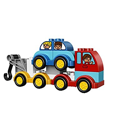 LEGO DUPLO My First Cars and Trucks 10816 Toy for 1.5-5 Year-Olds: Toys & Games