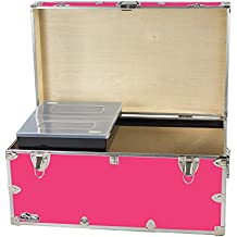 College Dorm Room U0026 Summer Camp Lockable Trunk Footlocker With Tray    Undergrad Trunk By Cu0026N Footlockers   Available In 20 Colors   Large: 32 X  18 X 16.5 ... Part 96