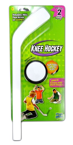 Fun Slides Knee Hockey Floor Game by PlaSmart