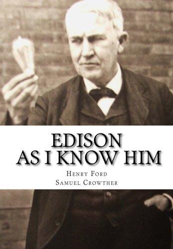 Edison As I Know Him pdf