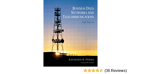 business data networks and telecommunications 5th edition raymond