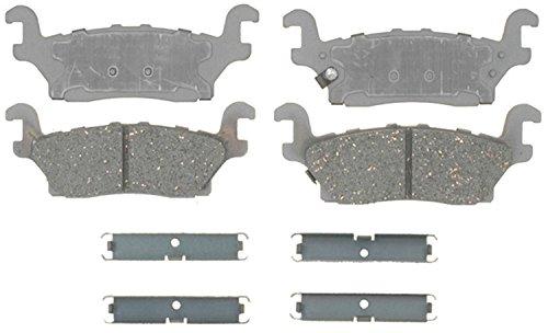 hummer h3 brake pads - 2