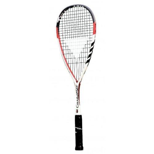 Tecnifibre Carboflex Squash Racquet Series (125, 130, 140g Weights Available) by Tecnifibre (Image #2)