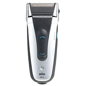 daca5a3cb66 Amazon.com  BRAUN 5614 Flex XP Wet Dry Electric Shaver  Beauty
