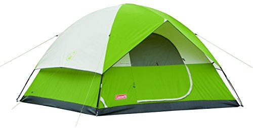 Coleman SunDome 10-by 10-Foot Five-Person Tent  sc 1 st  C&ing Companion & Coleman SunDome 10-by 10-Foot Five-Person Tent - Camping Companion