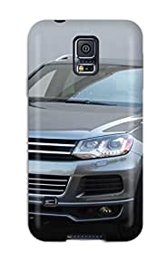 S5 Scratch-proof Protection Case Cover For Galaxy/ Hot Volkswagen Touareg 13 Phone Case