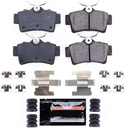 Power Stop Z23-804 Z23 Evolution Sport Brake Pads Front