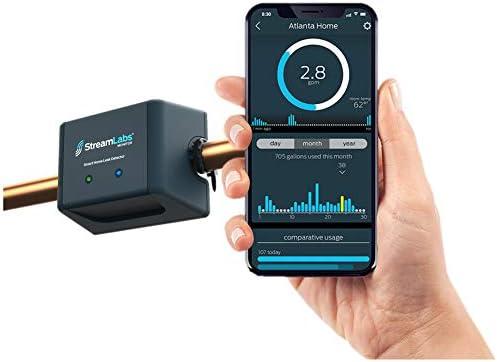 StreamLabs Smart Water Monitor Detector