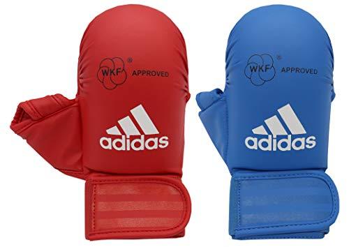 adidas WKF Karate Mitts with Thumb