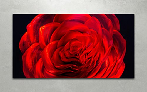 Metal Artscape Midnight Rose Small