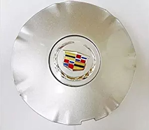 Cadillac SRX CENTER CAP 18'' SILVER 2010 2011 2012 2013 2014 2015 2016 FITS FACTORY GM WHEEL by OESPEC