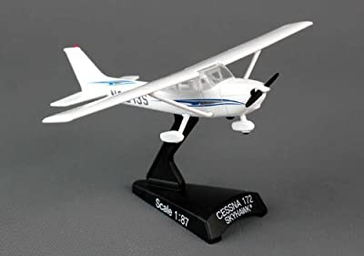 MODEL POWER 5603-2 Cessna 172 Skyhawk N2008S