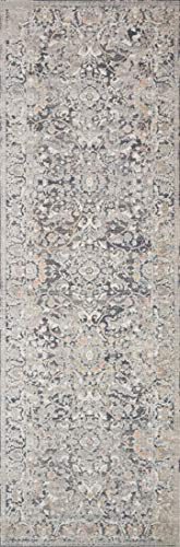 - Loloi II Lucia Collection  LUC-04  Transitional  Area Rug  2'-8