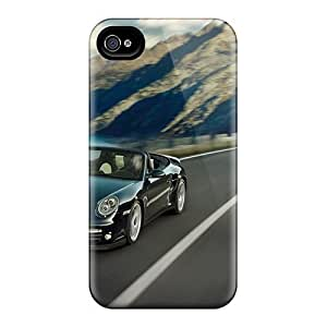 DateniasNecapeer Scratch-free Phone Cases For Iphone 6plus- Retail Packaging - 2011 Porsche 911 Turbo S 3