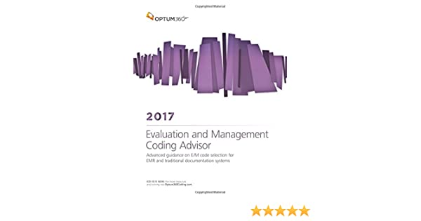 Evaluation and management coding advisor 2017 9781622542703 evaluation and management coding advisor 2017 9781622542703 medicine health science books amazon fandeluxe Images