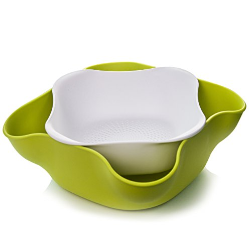 Home Above Drainer Salads Strainer product image