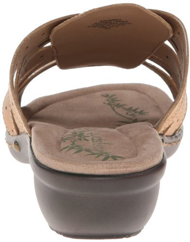 Easy Spirit Donna Varria Gladiatore Sandalo Medium Naturale