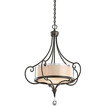 Amazon.com: Pamplona Series - Colgante de bronce palacial ...