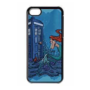 High Quality -ChenDong PHONE CASE- For Iphone 5c -The Little Mermaid-UNIQUE-DESIGH 1