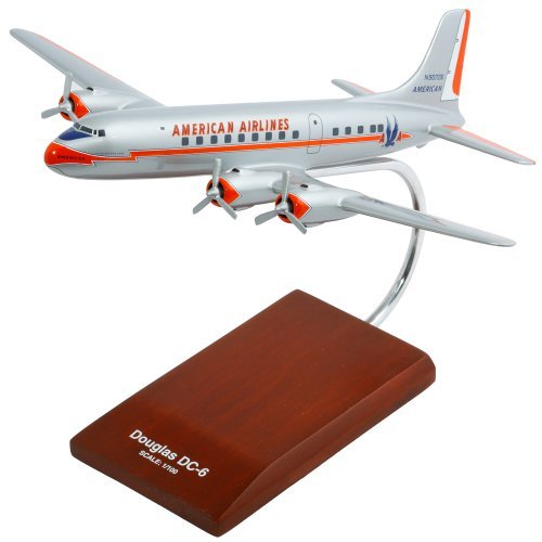 DC-6B/C American by Toys and Models