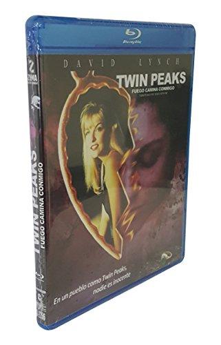 Twin Peaks Fire Walk with Me - Twin Peaks Fuego Camina conmigo Region Free (Mädchen Ray)