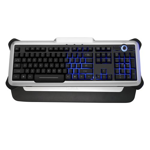 - Saitek PK02AU Eclipse II Illuminated Keyboard