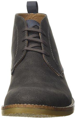 Uomo Black New Burton Chukka London Manson Black Menswear Stivali BwRw4qY0