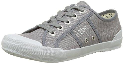 R7 para Zapatos Derby Mujer Cordones de Anthracite Gris Opiace TBS Un5YEqwHHB