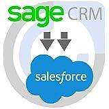 Commercient Sage CRM Data Migration to Salesforce
