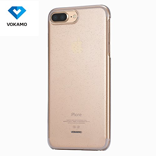 Iphone 8 Plus Case  Vokamo Ultra Hard Protective Case With Dustproof  Impact Absorption And Scratch Resistance For Iphone 7 Plus Iphone 8 Plus Bling Star