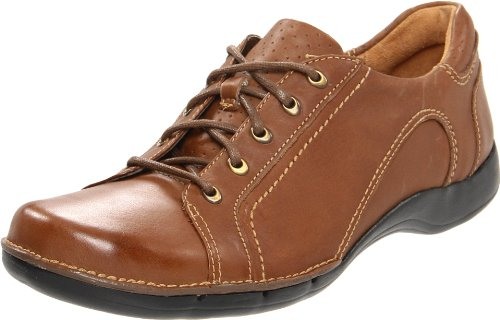 Clarks Kvinnor Un.birch Oxford Brun