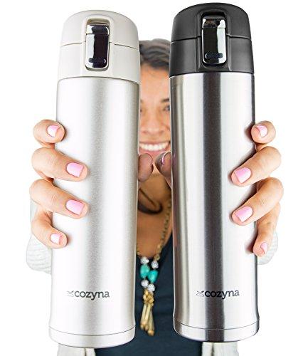 Insulated Travel Mug For Coffee And Tea By Cozyna