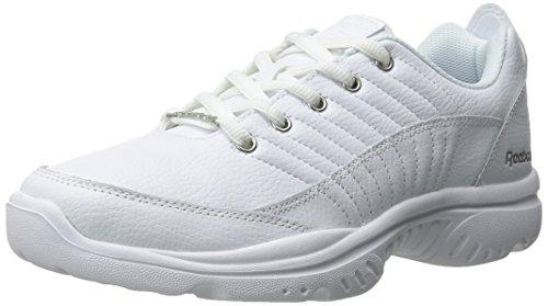 Reebok Women's Royal Lumina MT Classic Shoe, White/White/Collegiate - White Mt Shoes For Women