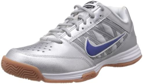 Nike Men s Court Shuttle V Metallic Silver 33d7ceb97