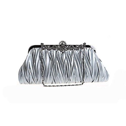 ladys-fashion-satin-envelope-pleated-crystal-evening-clutch-bags-wedding-party-handbag-grey