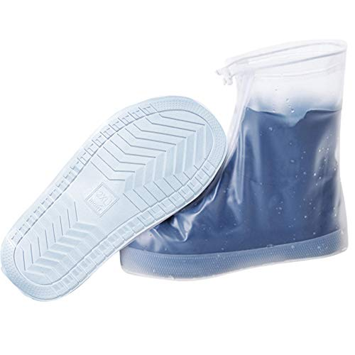 ARUNNERS Rain Shoes Boots Covers Overshoes Galoshes Travel for Men Women Kids