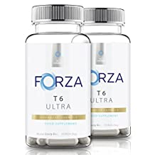 FORZA T6 Ultra - Strong Slimming & Diet Pills for Weight Loss - Best Fat Burner Pills For Men & Women - 180 Capsules