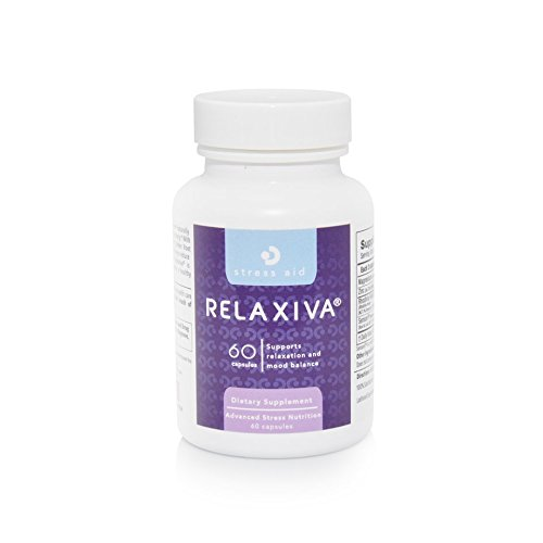 Relaxiva Supply Capsules Forming Ashwagandha product image