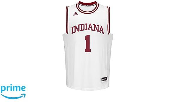 Clothing, Shoes & Accessories Nice New Adidas Men's Ncaa Indiana Hoosiers Original Basketball Sleeveless T-shirt