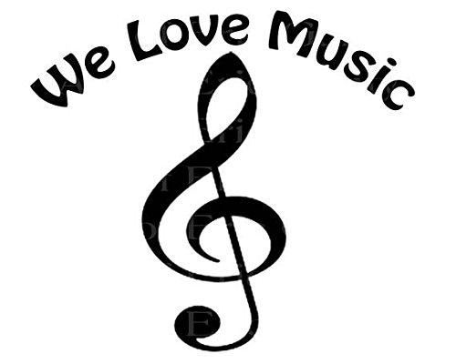 6-Round-We-Love-Music-Notes-Band-Birthday-Edible-CakeCupcake-Party-Topper