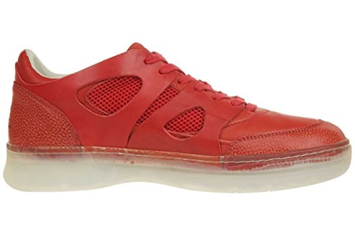 Puma McQ Move Lo by Alexander McQueen Mens Sneaker red Red