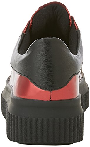 041377 Women's bass3d Trainers Burdeos Burdeos Red qU50Fd5