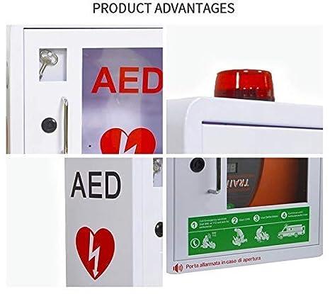 Amazon.com: Armario AED compatible con todas las marcas ...