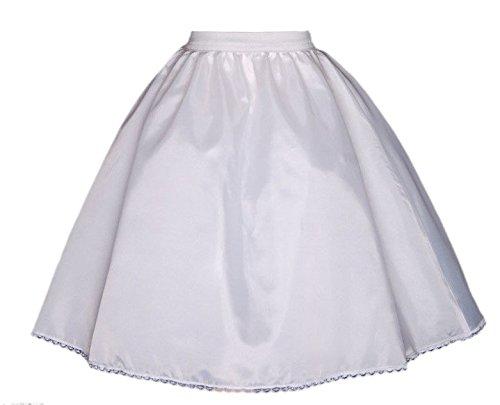 Tulle Petticoat Slip - ekidsbridal Petticoat Slip Underskirt Crinoline Dress Satin For Flower Girl Dress Wedding Pageant